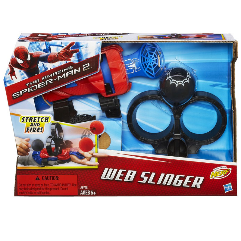 Gag Gifts - Spiderman Web Slinger
