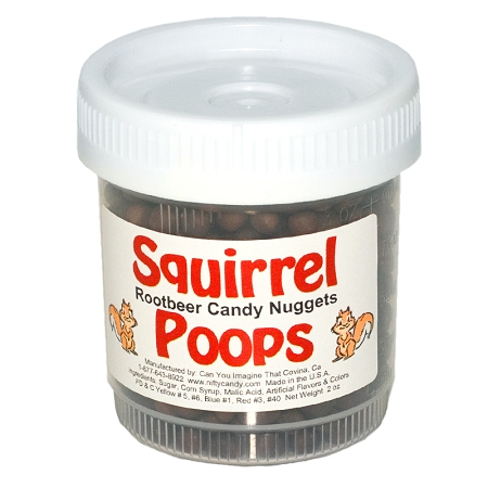 Gag Gifts - Squirrel Poop Candy