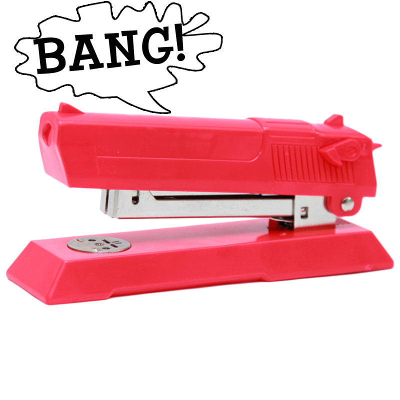 Gag Gifts - Staple Gun