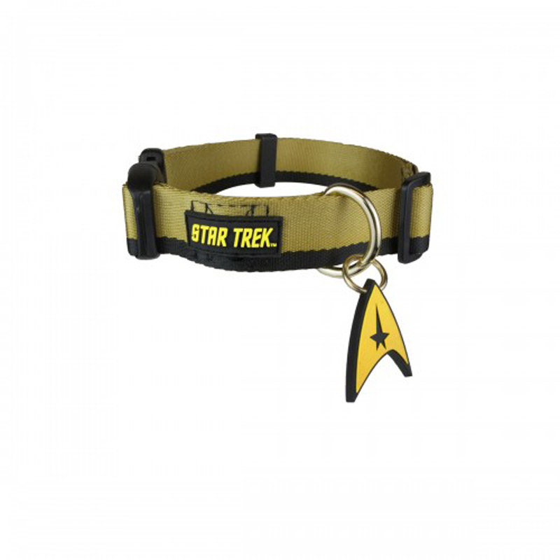 Gag Gifts - Star Trek: Uniform Collar Gold