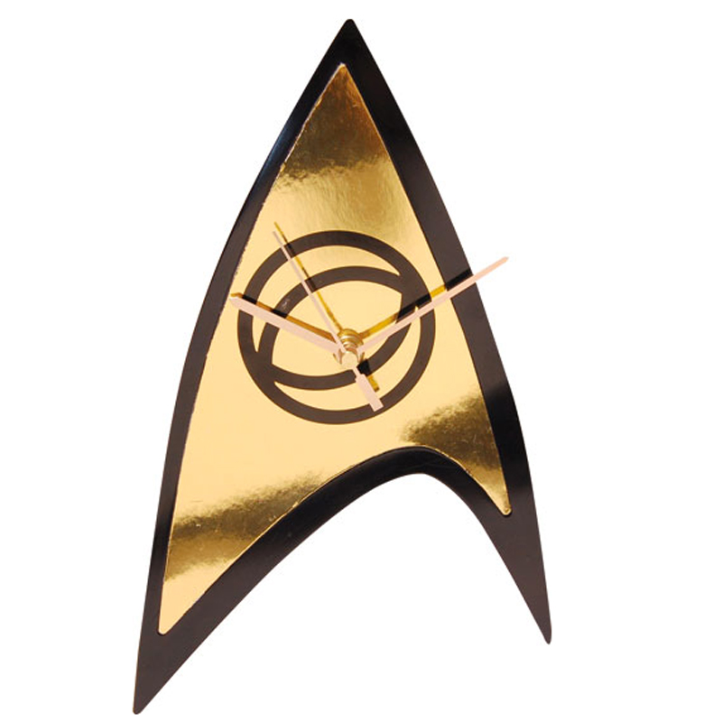 Gag Gifts - Star Trek Science Emblem Wall Clock