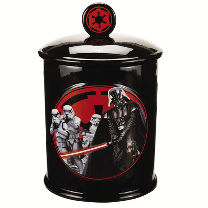Gag Gifts - Star Wars: Dark Side Ceramic Cookie Jar