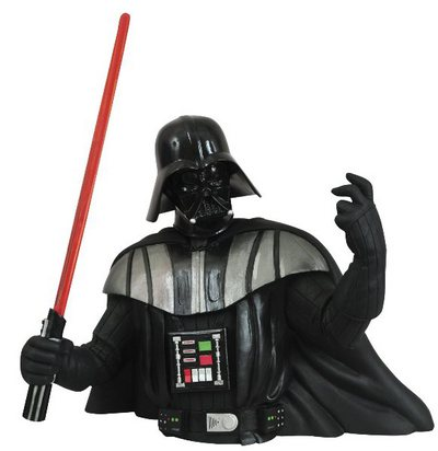 Gag Gifts - Star Wars: Darth Vader Bank