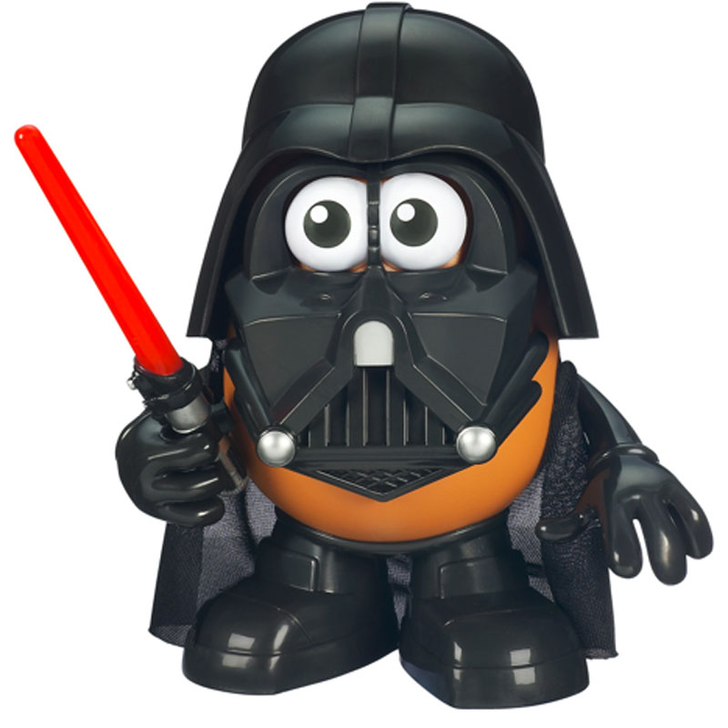 Gag Gifts - Star Wars: Mr. Potato Head, Darth Vader