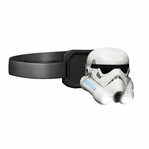 Gag Gifts - Star Wars: Stormtrooper LED Head Lamp