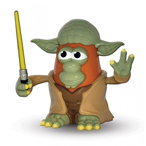 Gag Gifts - Star Wars: Yoda Mr. Potato Head
