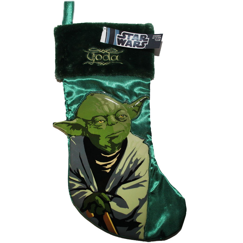 Gag Gifts - Star Wars: Yoda Stocking