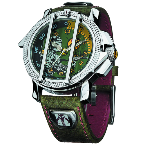 Gag Gifts - Star Wars Boba Fett Designer Watch
