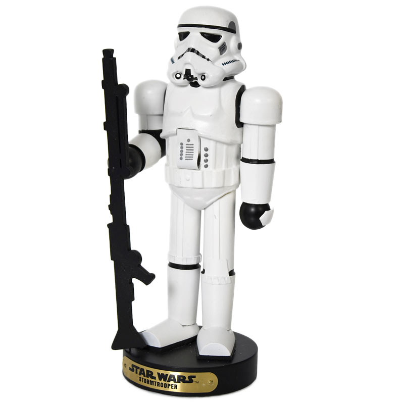 Gag Gifts - Storm Trooper Nutcracker