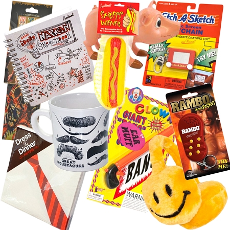 Gag Gifts - Stupid Mystery Gift Pack