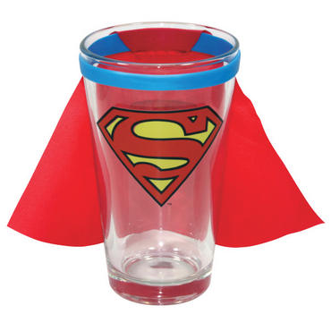 Gag Gifts - Superman Caped Pint