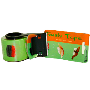Gag Gifts - Sushi Tape