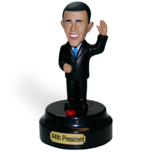 Gag Gifts - Talking Obama Dashboard Driver
