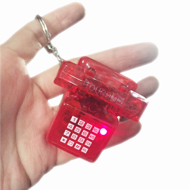Gag Gifts - Telephone Sound Keychain