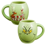 The Grinch 18oz. Oval Holiday Mug
