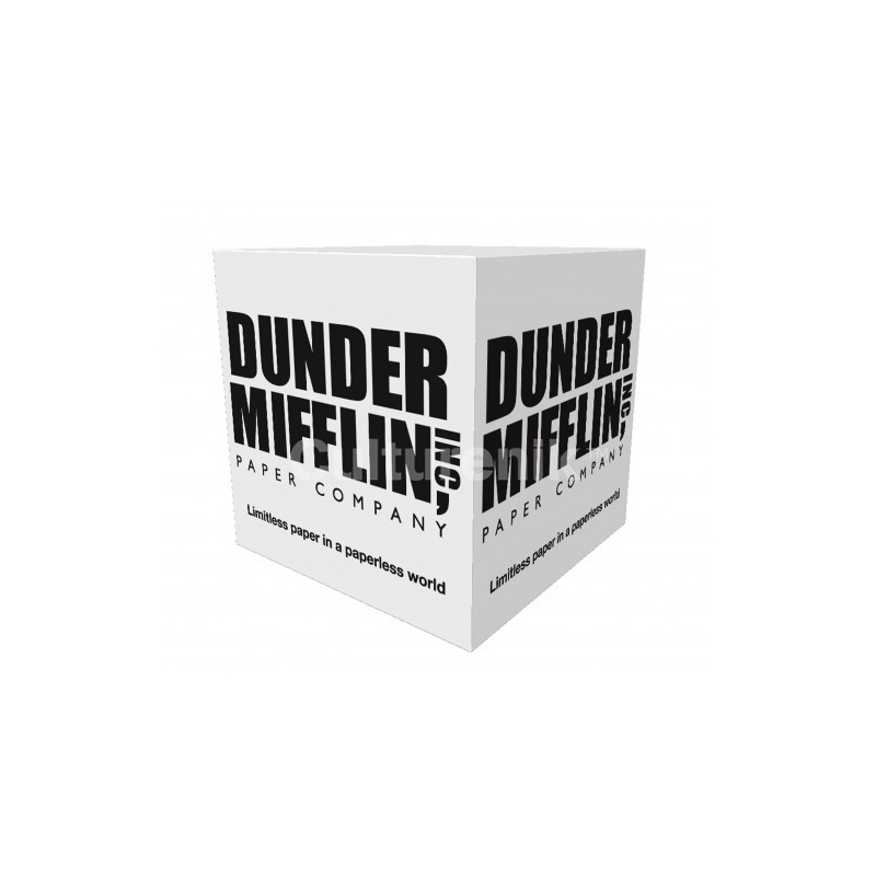 Gag Gifts - The Office: Dunder Mifflin Sticky Notes