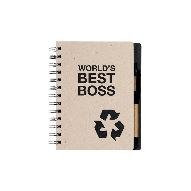 Gag Gifts - The Office: World's Best Boss Notebook