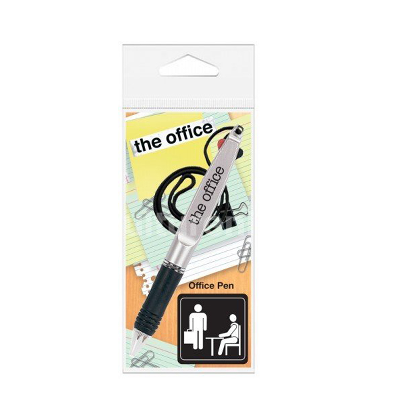 Gag Gifts - The Office Pen: Logo, 2-color Pen