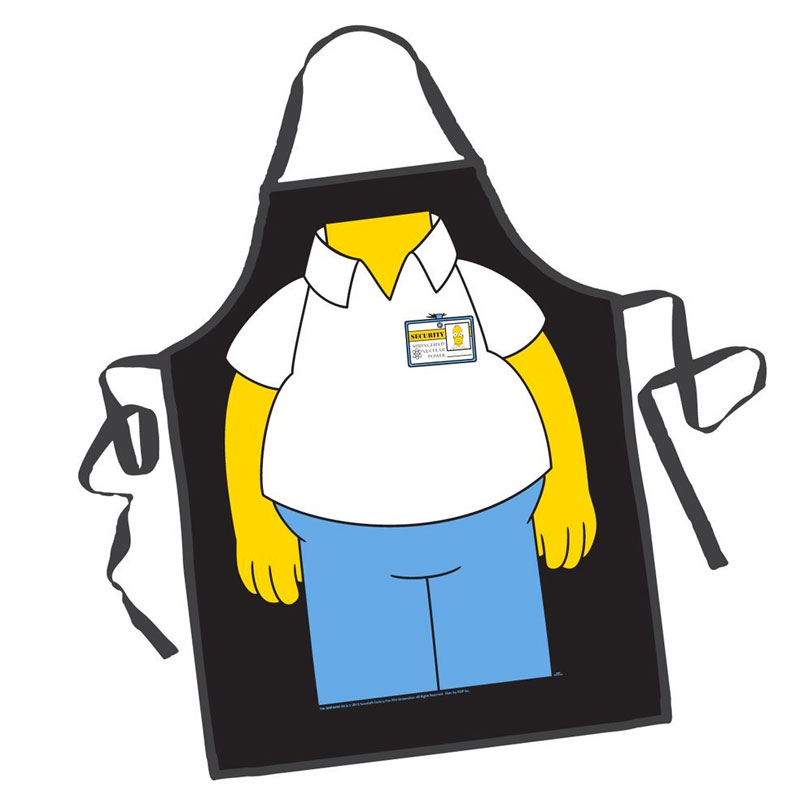 Gag Gifts - The Simpsons: Homer Apron