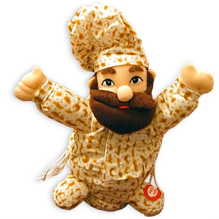 Gag Gifts - The Singing and Dancing Matzah Man