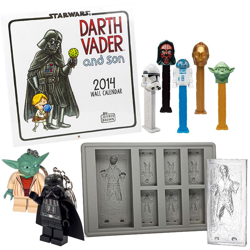 Gag Gifts - The Star Wars Collection