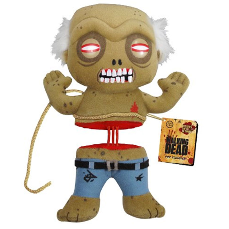 Gag Gifts - The Walking Dead: Well Zombie Plush Toy