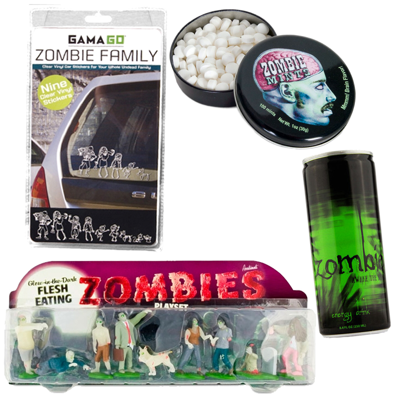 Gag Gifts - The Zombie Collection