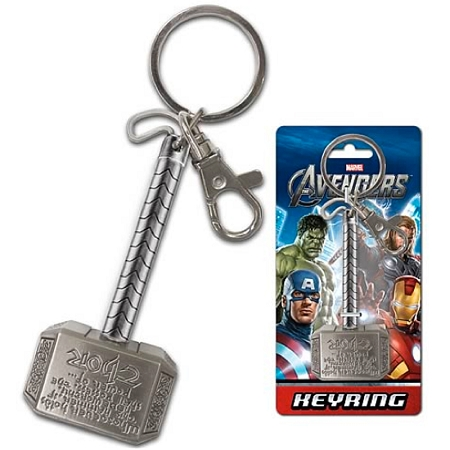 Gag Gifts - Thor's Hammer Keychain