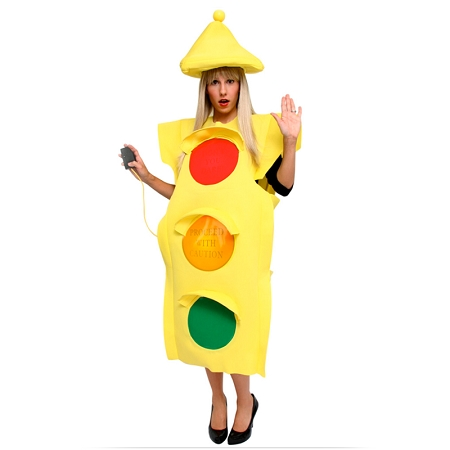 Gag Gifts - Traffic Lights Costume
