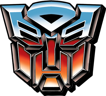 Gag Gifts - Transformers Autobots Logo Magnet