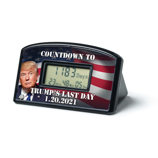 Gag Gifts - Trump Countdown Timer
