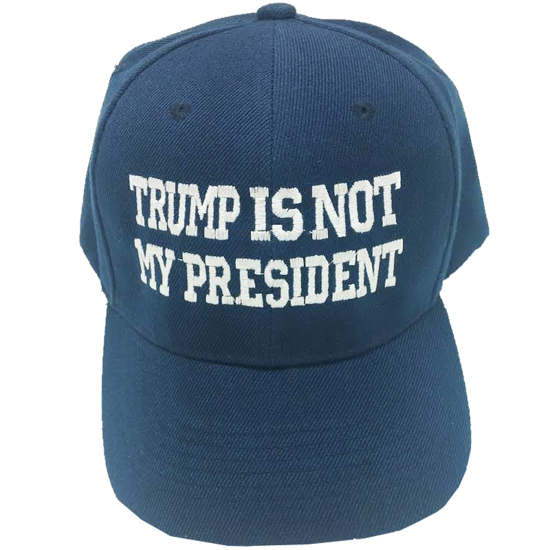 Gag Gifts - Trump is Not my President Hat