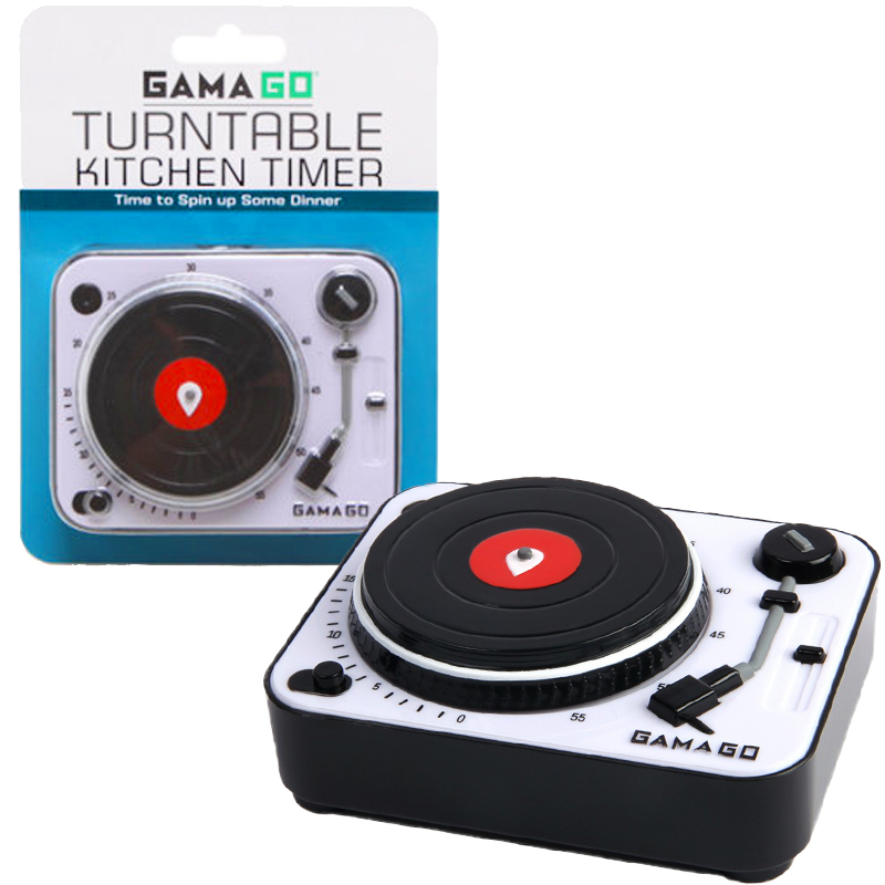Gag Gifts - Turntable Kitchen Timer