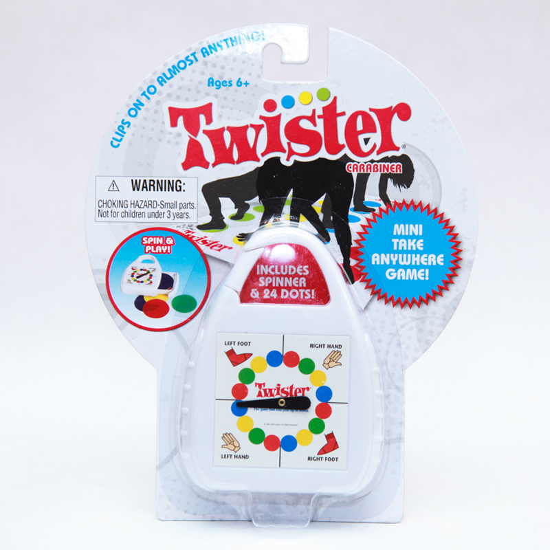 Gag Gifts - Twister Keychain