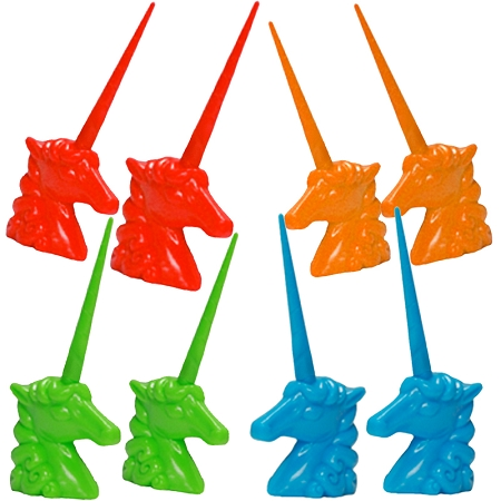 Gag Gifts - Unicorn Corn Holders