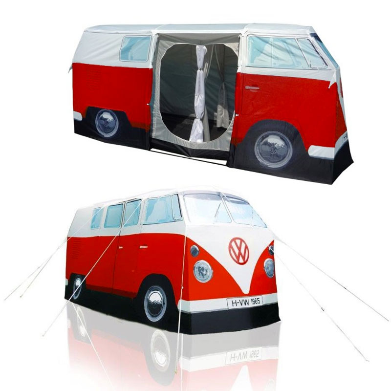 Gag Gifts - VW Van Tent: Red