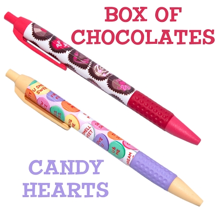 Gag Gifts - Valentine Scented Pens
