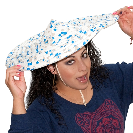 Gag Gifts - Very Stupid Inflatable Hat