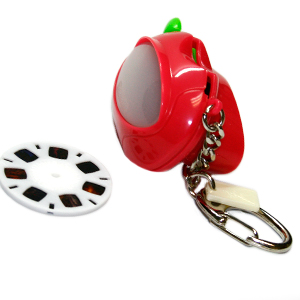 Gag Gifts - Viewmaster Keychain