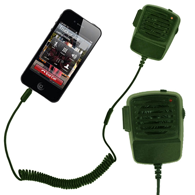 Gag Gifts - Walkie Talkie Phone Handset: Green