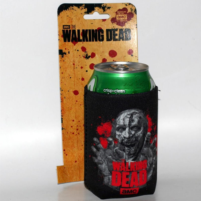 Gag Gifts - Walking Dead Koozie