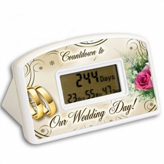 Gag Gifts - Wedding Countdown Timer