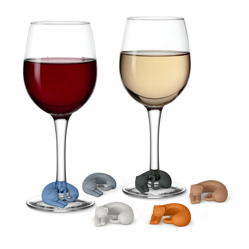 Gag Gifts - Wine Lives Drink Markers