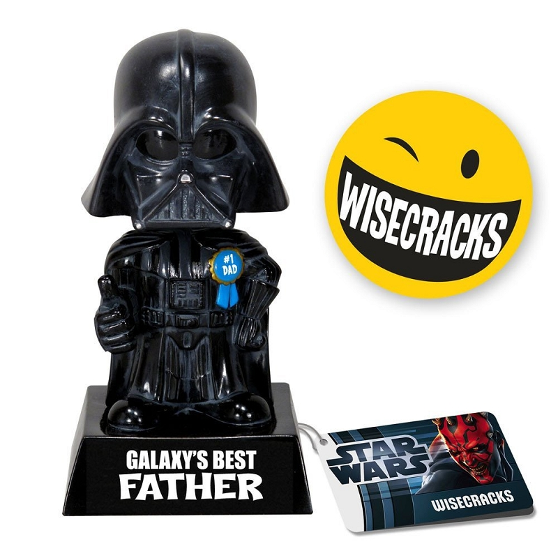 Gag Gifts - Wisecracks: Galaxy's Best Father