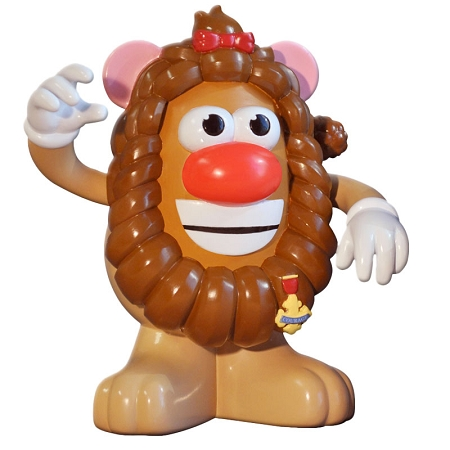 Gag Gifts - Wizard of Oz: Cowardly Lion Mr. Potato Head
