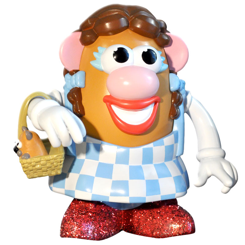 Gag Gifts - Wizard of Oz: Mrs. Potato Head Dorothy