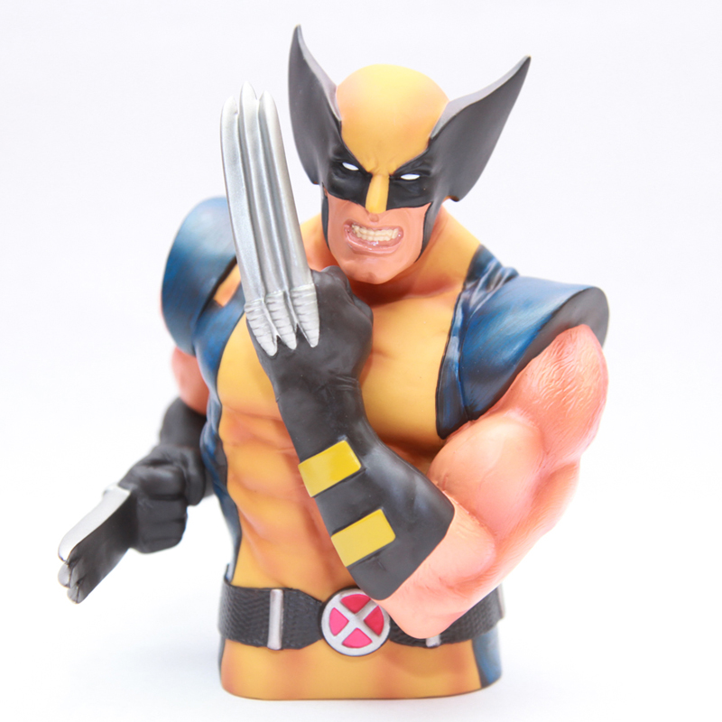 Gag Gifts - Wolverine Bust Bank