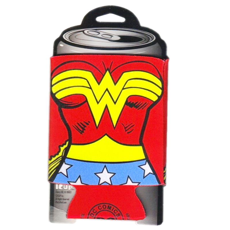 Gag Gifts - Wonder Woman Character Can Huggie