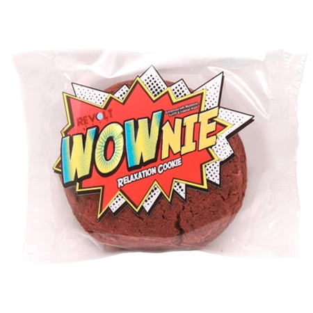 Gag Gifts - Wownie Relaxation Brownie