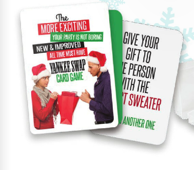 Gag Gifts - Yankee Swap:  The Card Game